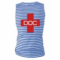 Майка-тільняшка DOC