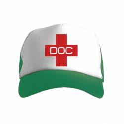 Дитяча кепка-тракер DOC