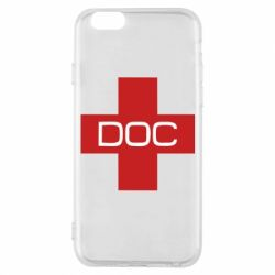 Чохол для iPhone 6/6S DOC