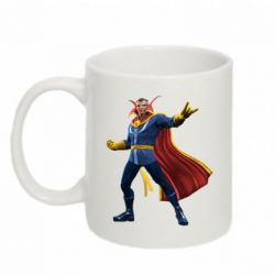 Кружка 320ml Doctor Strange Comics