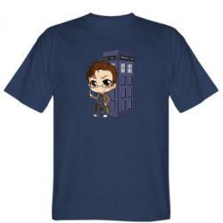 Чоловіча футболка Doctor who is 10 season2