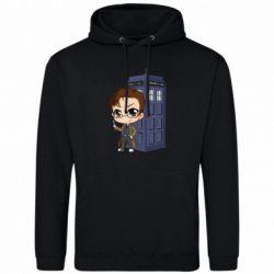 Чоловіча толстовка Doctor who is 10 season2