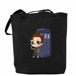 Сумка Doctor who is 10 season2