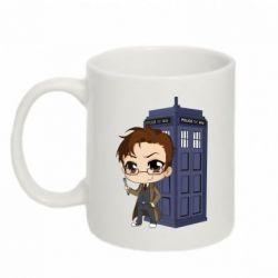 Кружка 320ml Doctor who is 10 season2