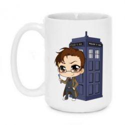 Кружка 420ml Doctor who is 10 season2