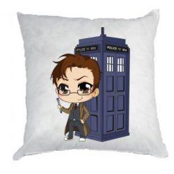 Подушка Doctor who is 10 season2