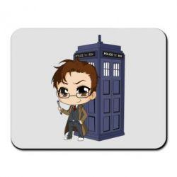 Килимок для миші Doctor who is 10 season2