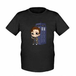 Дитяча футболка Doctor who is 10 season2