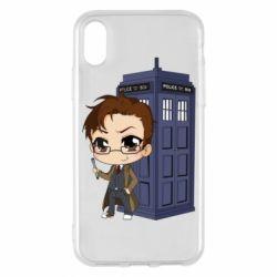 Чохол для iPhone X/Xs Doctor who is 10 season2