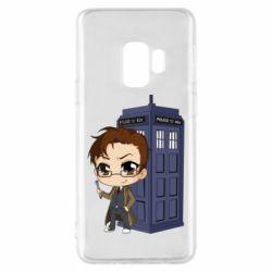 Чохол для Samsung S9 Doctor who is 10 season2