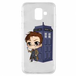 Чохол для Samsung A6 2018 Doctor who is 10 season2