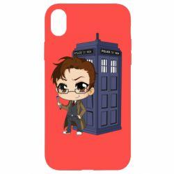 Чохол для iPhone XR Doctor who is 10 season2