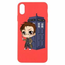 Чохол для iPhone Xs Max Doctor who is 10 season2
