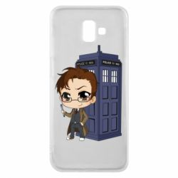 Чохол для Samsung J6 Plus 2018 Doctor who is 10 season2