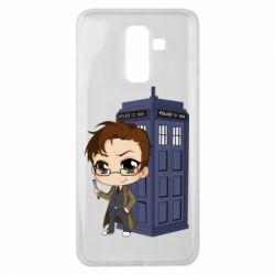 Чохол для Samsung J8 2018 Doctor who is 10 season2