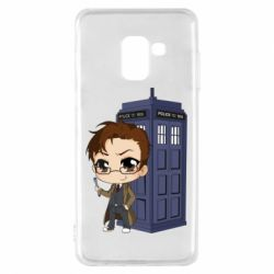 Чохол для Samsung A8 2018 Doctor who is 10 season2