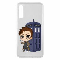 Чохол для Samsung A7 2018 Doctor who is 10 season2