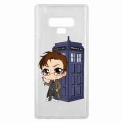 Чохол для Samsung Note 9 Doctor who is 10 season2