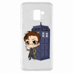 Чохол для Samsung A8+ 2018 Doctor who is 10 season2