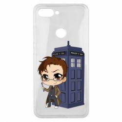 Чохол для Xiaomi Mi8 Lite Doctor who is 10 season2