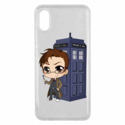 Чохол для Xiaomi Mi8 Pro Doctor who is 10 season2