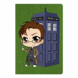 Блокнот А5 Doctor who is 10 season2