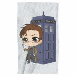 Рушник Doctor who is 10 season2