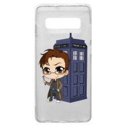 Чохол для Samsung S10+ Doctor who is 10 season2