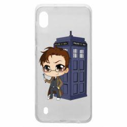 Чохол для Samsung A10 Doctor who is 10 season2