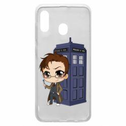 Чохол для Samsung A20 Doctor who is 10 season2