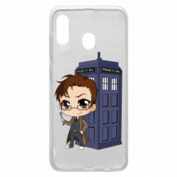 Чохол для Samsung A30 Doctor who is 10 season2