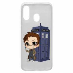 Чохол для Samsung A40 Doctor who is 10 season2