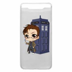 Чохол для Samsung A80 Doctor who is 10 season2