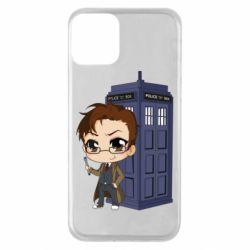 Чохол для iPhone 11 Doctor who is 10 season2