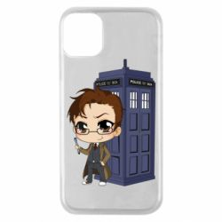 Чохол для iPhone 11 Pro Doctor who is 10 season2