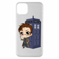 Чохол для iPhone 11 Pro Max Doctor who is 10 season2