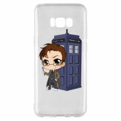 Чохол для Samsung S8+ Doctor who is 10 season2