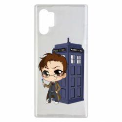 Чохол для Samsung Note 10 Plus Doctor who is 10 season2