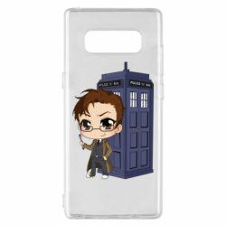 Чохол для Samsung Note 8 Doctor who is 10 season2