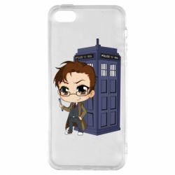 Чохол для iphone 5/5S/SE Doctor who is 10 season2