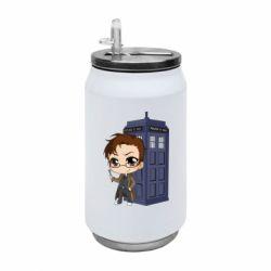 Термобанка 350ml Doctor who is 10 season2