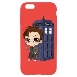 Чохол для iPhone 6/6S Doctor who is 10 season2