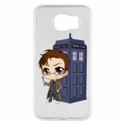 Чохол для Samsung S6 Doctor who is 10 season2