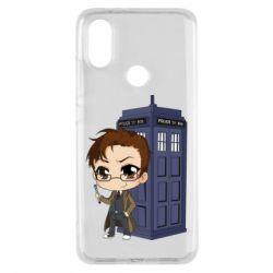 Чохол для Xiaomi Mi A2 Doctor who is 10 season2