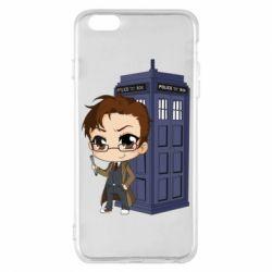 Чохол для iPhone 6 Plus/6S Plus Doctor who is 10 season2