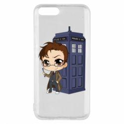 Чохол для Xiaomi Mi6 Doctor who is 10 season2