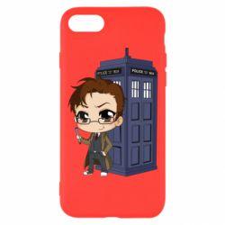 Чохол для iPhone 7 Doctor who is 10 season2