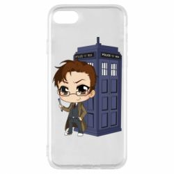 Чохол для iPhone 8 Doctor who is 10 season2