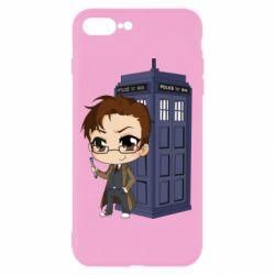 Чохол для iPhone 8 Plus Doctor who is 10 season2