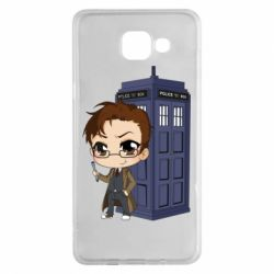 Чохол для Samsung A5 2016 Doctor who is 10 season2